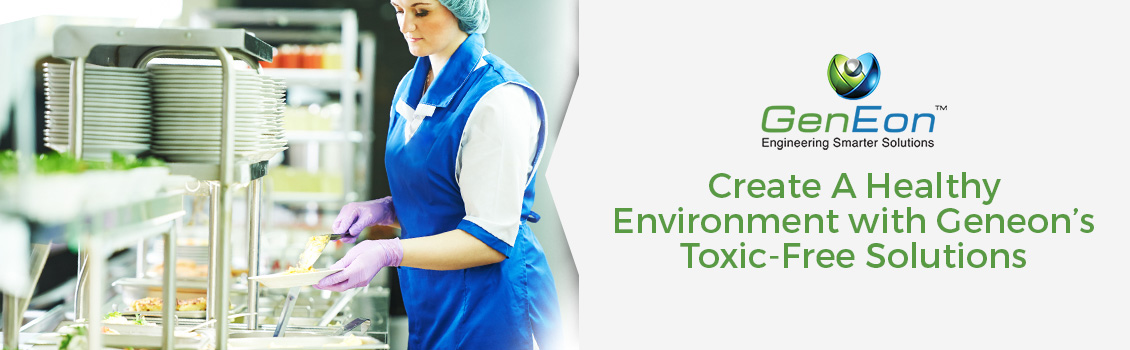Create a Healthy Environment with Geneon's Toxic-Free Solutions