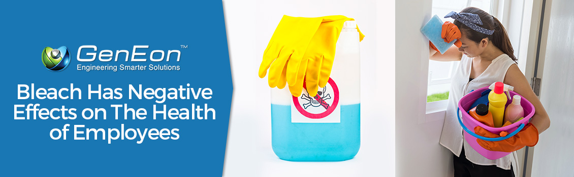 Toxic Bleach in Cleaning Products