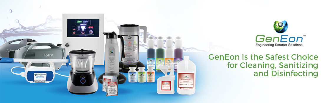 The Best Disinfectant Option for Daycare Centers is Geneon
