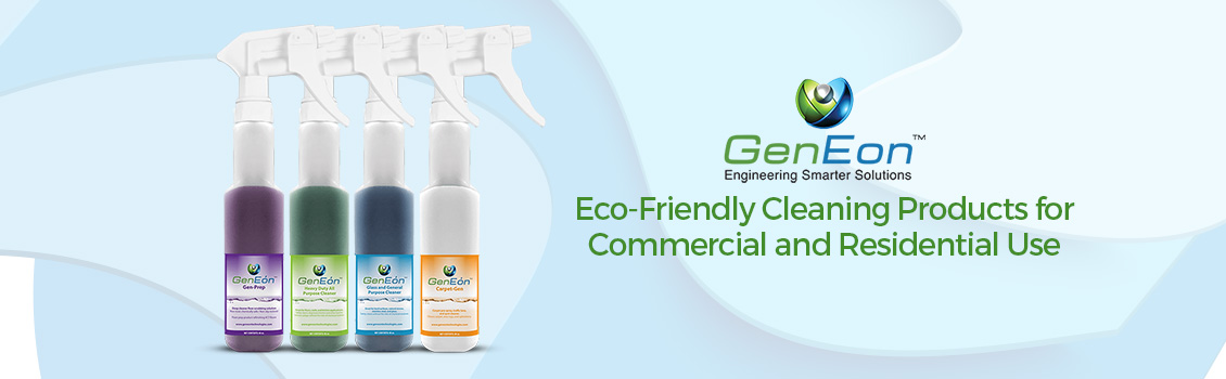 Eco-Friendly Cleaning Products for Comemrcial and Residential Use