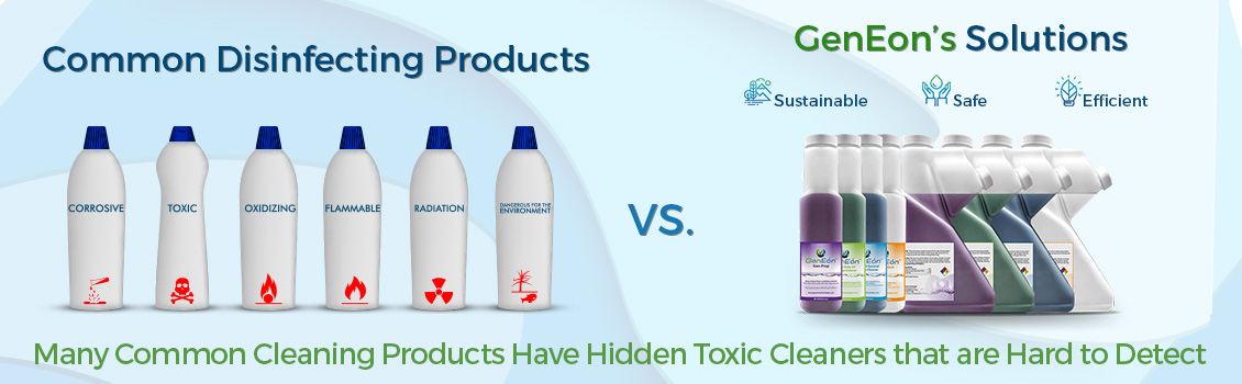 Eco-Friendly Commercial Cleaning Products Vs Toxic Cleaning Solutions