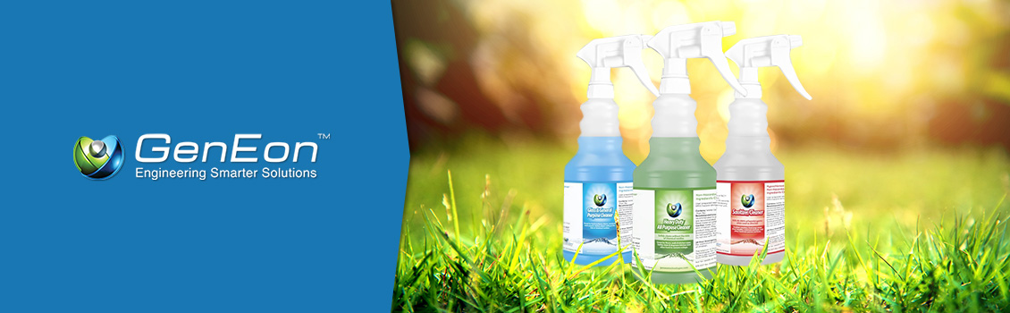 GenEon Offers Green Cleaning Products