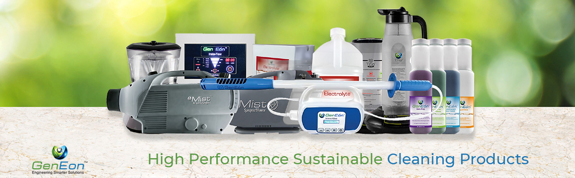 High Performance Sustainable Cleaning Products