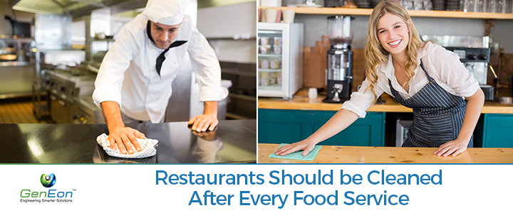 How Often Should A Restaurant Kitchen Be Cleaned