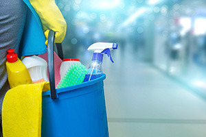 Toxic Commercial Cleaning Products