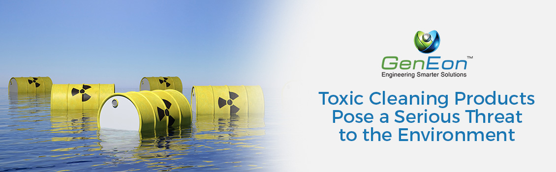 Toxic Chemicals Affect the Environment