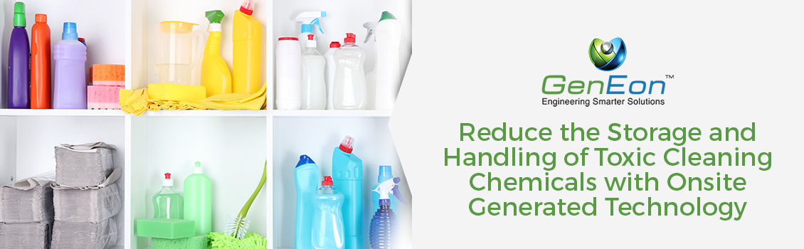 Storing Harmful Chemicals