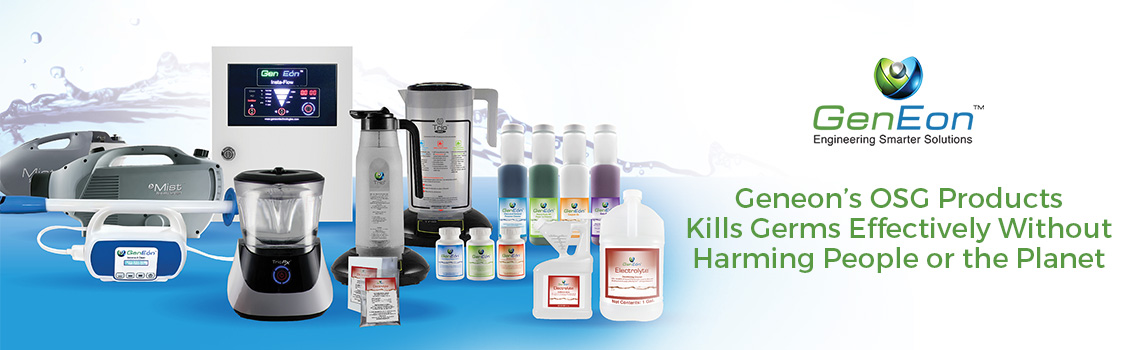 Eliminate Bacteria Effectively Without Harming People or the Environment