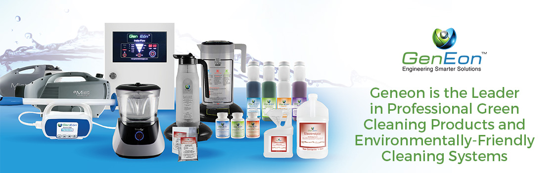 GenEon is Leader in Professional Green Cleaning Products