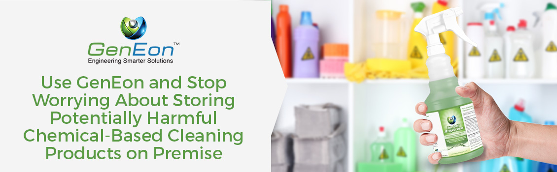 Switch to Eco-Friendly Commercial Cleaning Products