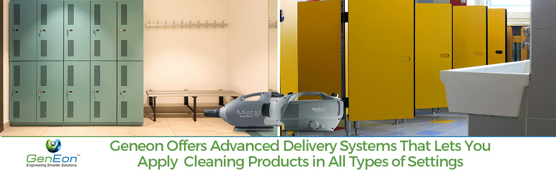 Geneons Offers Advanced Delivery Systems that Lets You Apply Products Anywhere
