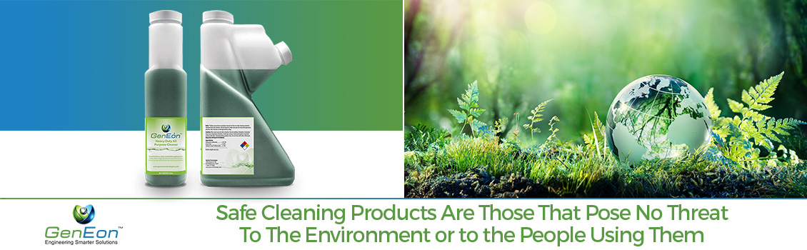 GenEon's Products are Safe for the Environment